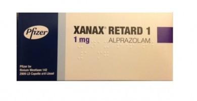 Xanax Retard 1mg  N