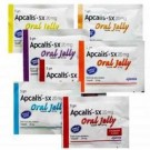 Apcalis Jelly (Generic Cialis) 20 mg