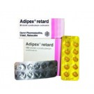 Phentermine Adipex USA Brand 75 mg N