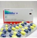Generika Reductil Sibutramine (Meridia) 10 mg