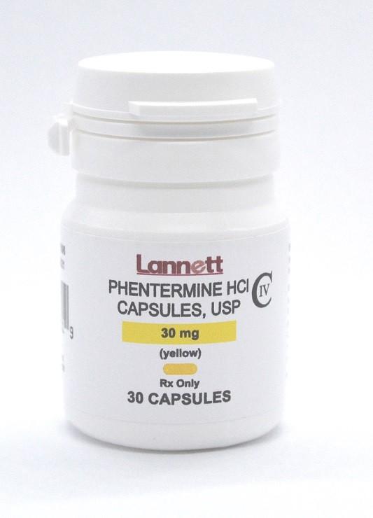 Phentermine Hydrochloride 37.5 mg - Phen375