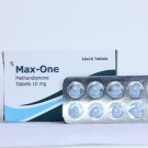 Max One Metandrostenolona  10 mg